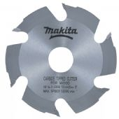 Makita 100x22mm TCT Biscuit Jointer Blade - 6 Teeth (B-20644)